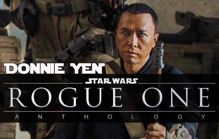 Rogue One Actor, Asian Movie Star Donnie Yen is Rumored to be a BJJ Purple Belt