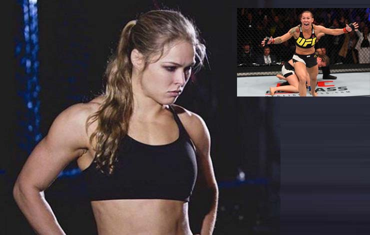 Ronda Rousey Breaks Silence, Gets Support From Unlikely Source