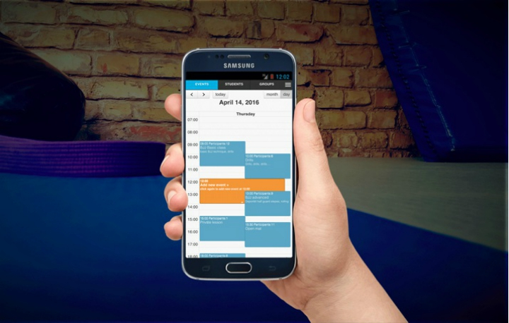 Revolutionary New App for BJJ Instructors: GroupMan BJJ