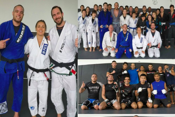 Training Report: Amazing BJJ Vacation at Evolve MMA Singapore