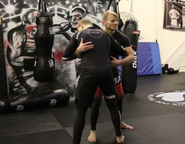4 Easy No Gi BJJ Takedowns From Over Under