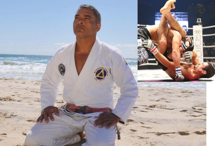 Rickson Gracie On Why BJJ fighters Are Afraid to Pull Guard in MMA