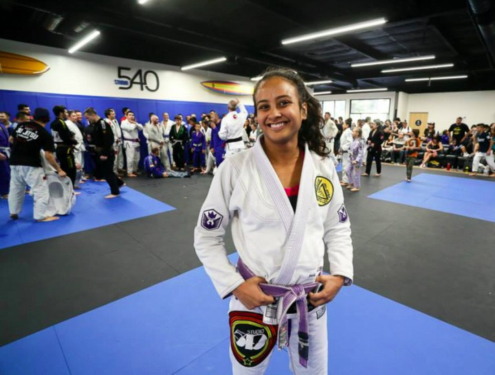 Being a Female in a Male Dominated Brazilian Jiu-Jitsu Community