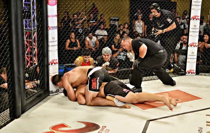 Ricardo Liborio Praises Rodolfo Vieira's MMA Debut