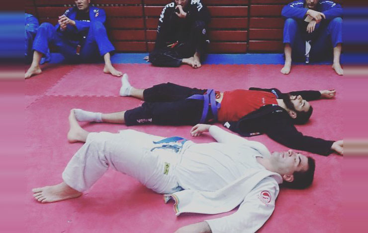 What's The Best Way To Prepare For a High Intensity BJJ Competition Match?