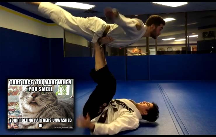The 5 Types Of People That Annoy Everyone At a BJJ Gym