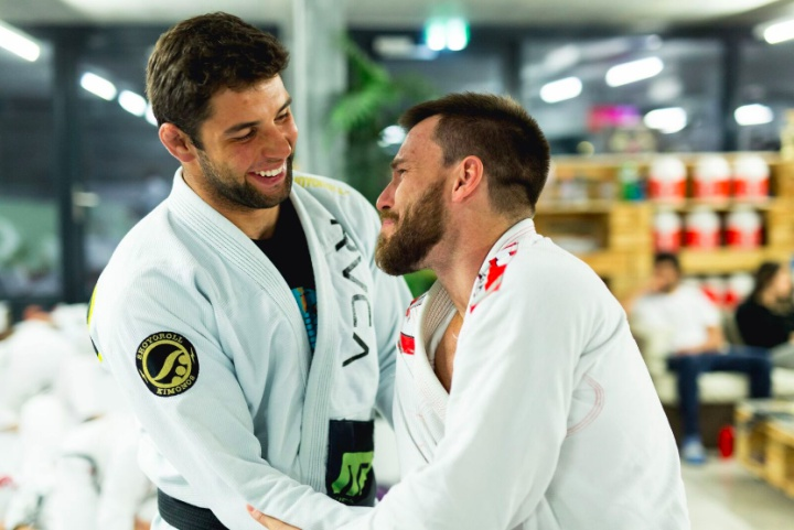 Should BJJ Black Belts Also Be Role Models Off the Mats?