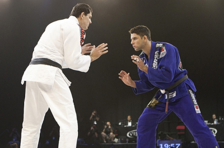 Roger Gracie Returns To Jiu-Jitsu at Pro League HW GP with Buchecha & Galvao