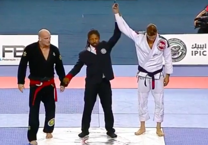 Watch: Nicholas Meregali Defeats Xande Ribeiro in Black Belt Debut