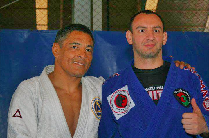 Rickson Gracie On People Simultaneously Training at Different BJJ Academies