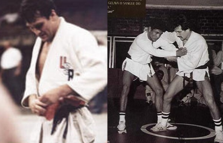 Ron Tripp, The only Man to Defeat Rickson Gracie in Official Competition