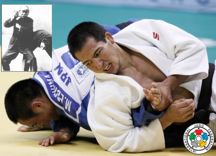 How to do the Infamous 'Waki Gatame' Armlock Standing and on the Ground