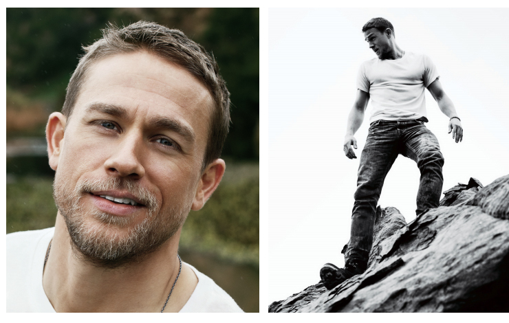 Charlie Hunnam Talks Learning Jiu-Jitsu, His Work Out Regimen For King Arthur & More