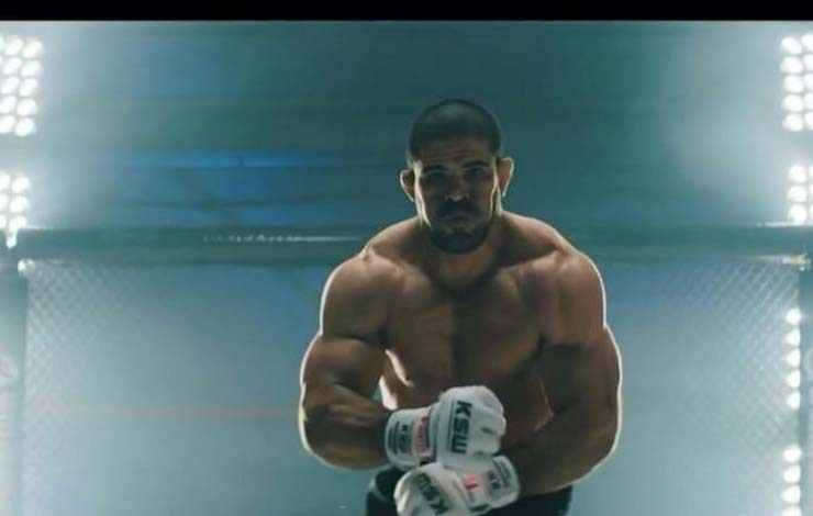Rousimar Palhares Signs New MMA Contract