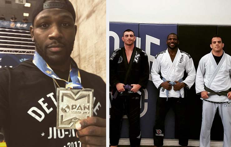 Division 1 Wrestling Champ & MMA Fighter Ed Ruth Competed At Pans