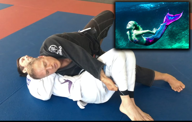 Learn The Pass The Unstoppable 'Mermaid Pass'