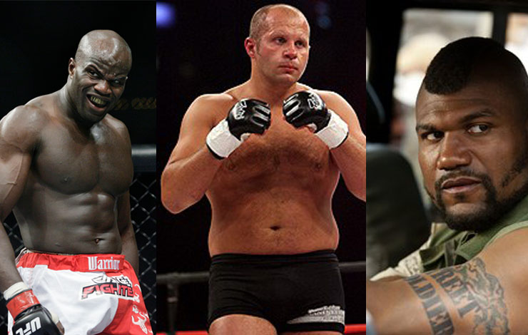 Bellator Rounds Up List Of Prospects For Fedor's Debut