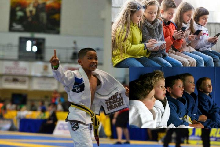 Jiu-Jitsu: Helping A Generation of (Dis)connected Kids