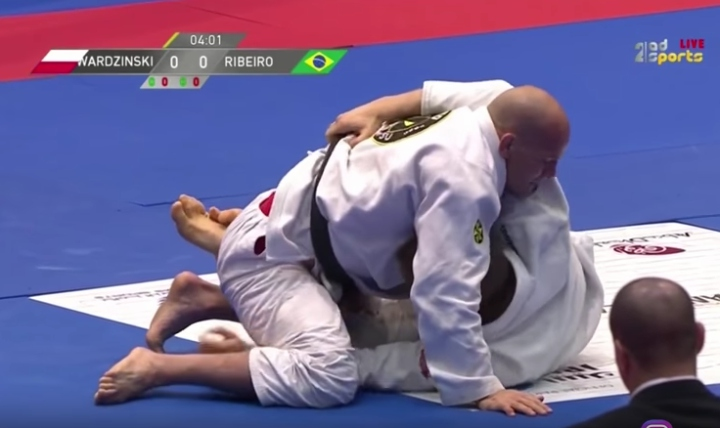 Xande Ribeiro vs Adam Wardzinski (Final) Abu Dhabi Grand Slam London 2017