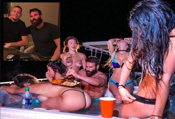 Dan Bilzerian Looking To Complete Another Bucket List Item: MMA fight