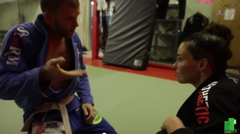 The Respectful & Disrespectful Way To Invite A Higher Belt To Roll in BJJ