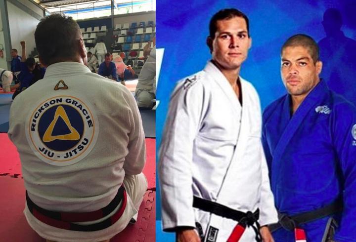 Rickson: Modern BJJ Black Belts Remind Me of Karate Practitioners