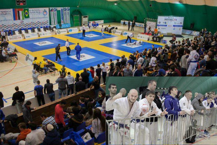 Moscow International Pro Jiu-Jitsu Championship Gi & No Gi