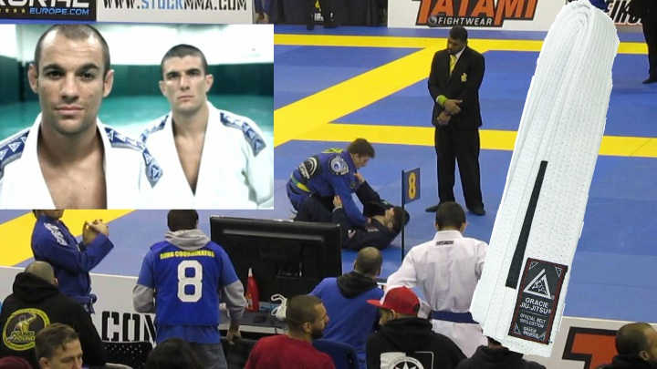 BJJ Blue Belt Demotes Himself To White Belt To Train At Gracie Academy