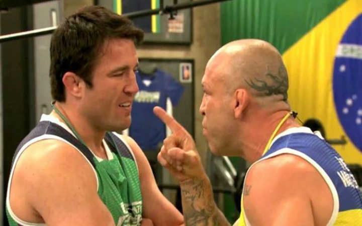 BREAKING: Chael Sonnen vs. Wanderlei Silva Official For Bellator New York PPV