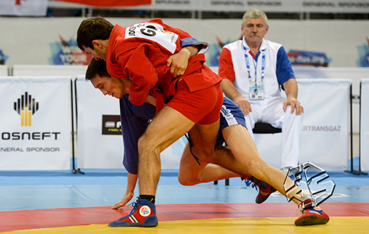 Russian Officials Believe Sambo Is On The Right Track To Become Olympic Sport