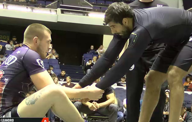 Gordon Ryan Replaces Braulio Estima Against Lo, More ADCC North America Results