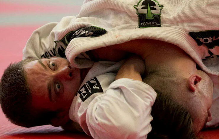 The Best Neck Exercises For Jiu Jitsu