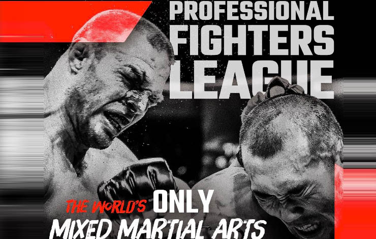 World Series Of Fighting Rebrands Into League Promising Monthly Paychecks To Fighters