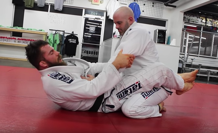 Scare Off Your Opponents Grip with Nasty Wrist Locks