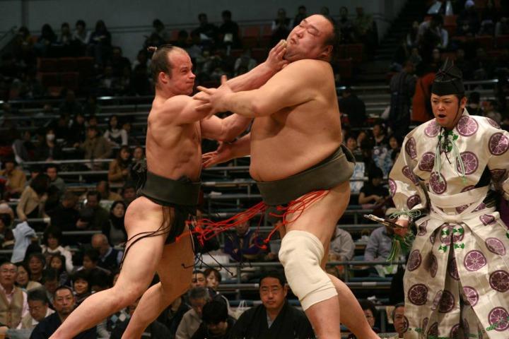 The Legend of Pavel Bojar, The Skinny Sumo Champion