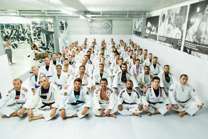 How To Line Up in the Dojo and Why