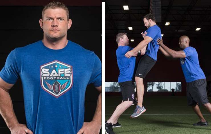 Safe Football Program Integrates Jiu-Jitsu In Order To Lessen Concussions