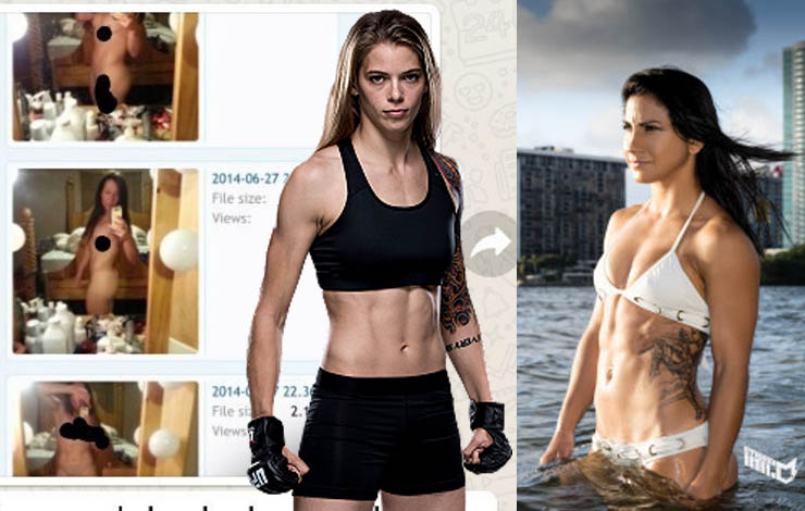 Female UFC stars Victims of Nude Photo Hack