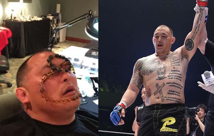 BJJ Black Belt & MMA Legend Enson Inoue Has A New Career – As A Healer
