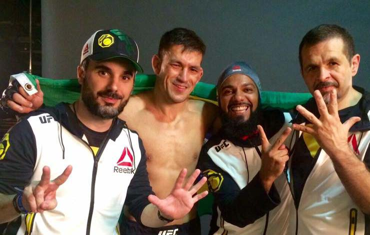 "Demian Maia: ""I'm Not Going To Sell Myself Just Because I Want To Be a Champion"""