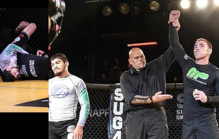 Dillon Danis Issues Statement Following SUG 4 Loss