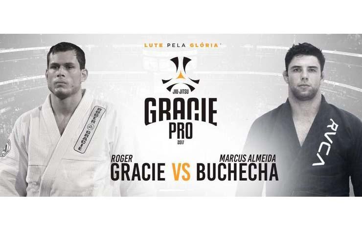 Roger Gracie & Marcus 'Buchecha' Almeida Set to Rematch in Rio de Janeiro