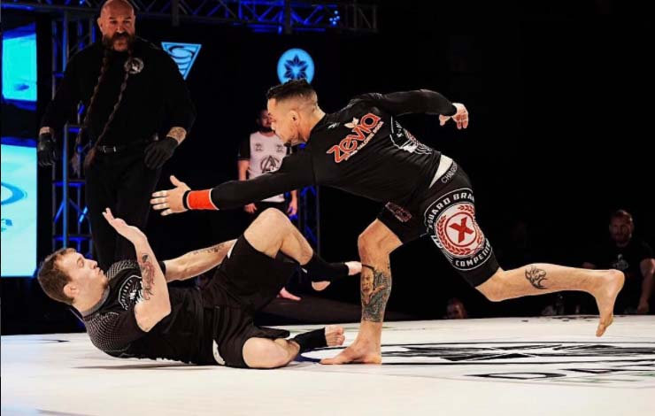 2nd Edition of Combat Jiu-Jitsu Tournament Set To Feature Females at EBI12