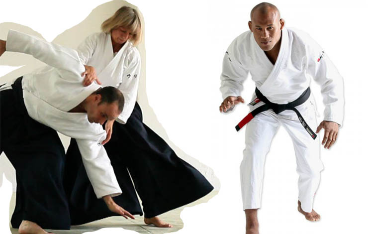 Aikido Bjj Black Belt Ray Butcher The Main Difference Between The Two Is Intention