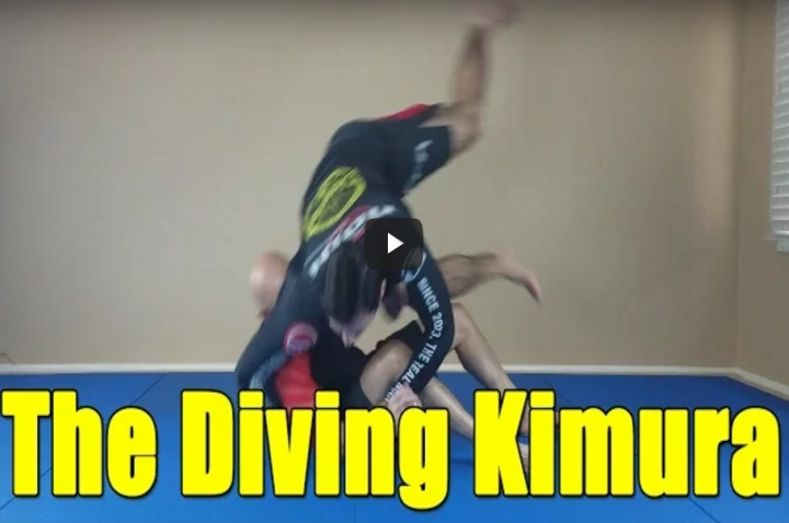 The Diving Kimura is Superior To The Rolling Kimura