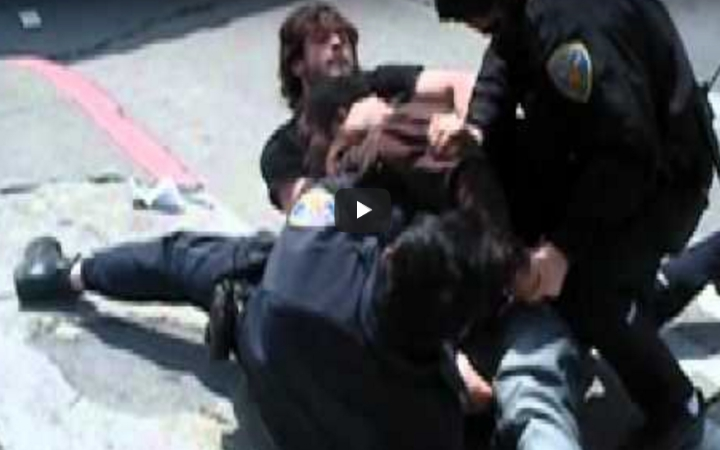 BJJ Instructor Saves San Francisco Police Officer From Attack