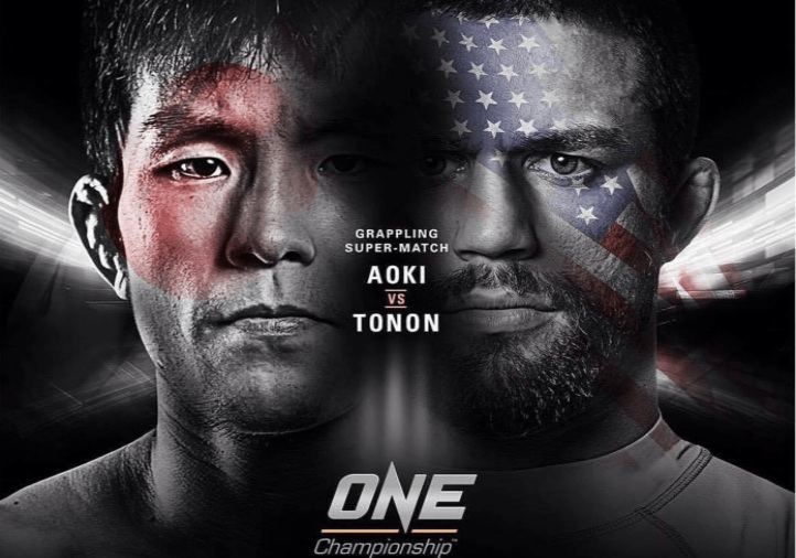 Video: Garry Tonon vs Shinya Aoki Countdown