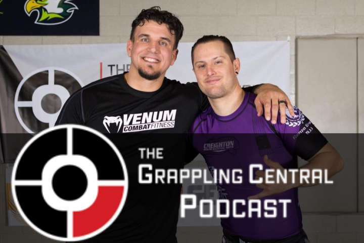 Grappling Central Podcast Becomes #1 Ranked Podcast on iTunes Amateur Sports Category