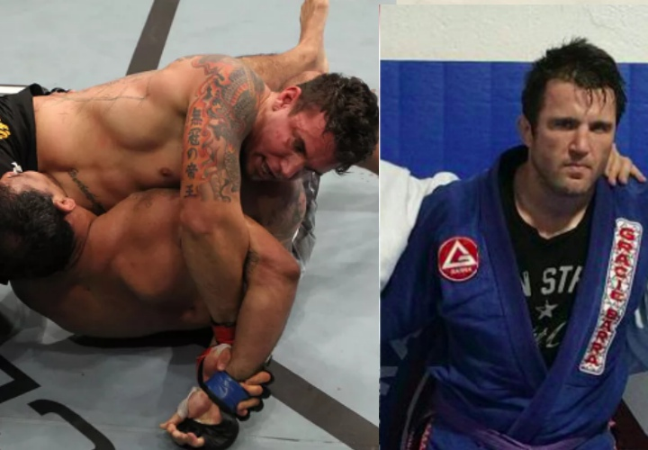 Frank Mir To Face Chael Sonnen in ADCC 2017 Superfight