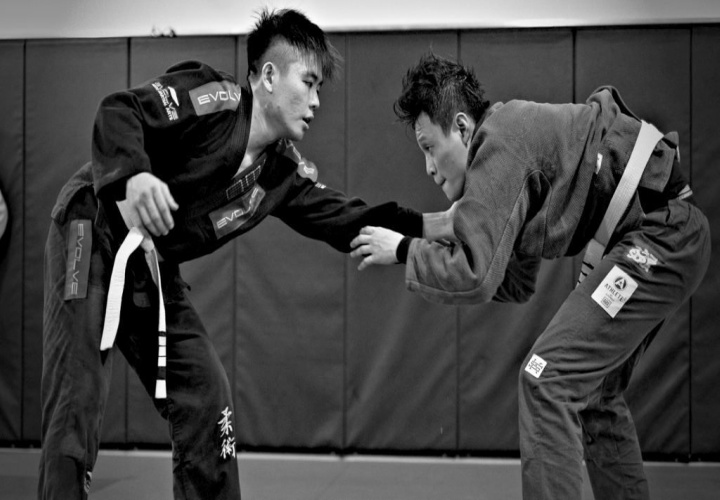Here's How To Build A Game Plan For Your First BJJ Competition